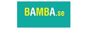 BAMBA - 200 kr RABATT vid köp över 999 kr hos BAMBA