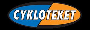Cykloteket logo