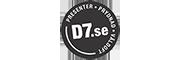 D7 rabattkoder