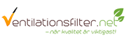 Ventilationsfilter logo