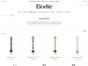 """Avdelningen """"Napphållare"""" hos Elodie Details"""