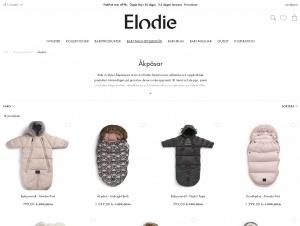 "Avdelningen ""Elodie Details åkpåse"" hos Elodie Details"