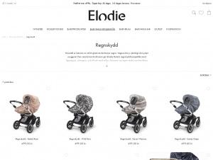 "Avdelningen ""Elodie Details regnskydd"" hos Elodie Details"