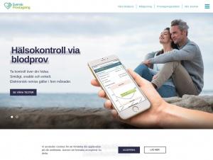 """Avdelningen """"Blodprov"""" hos Svensk Provtagning"""