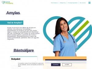 """Avdelningen """"Amylas"""" hos Svensk Provtagning"""