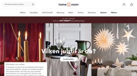 Homeroom webbplats